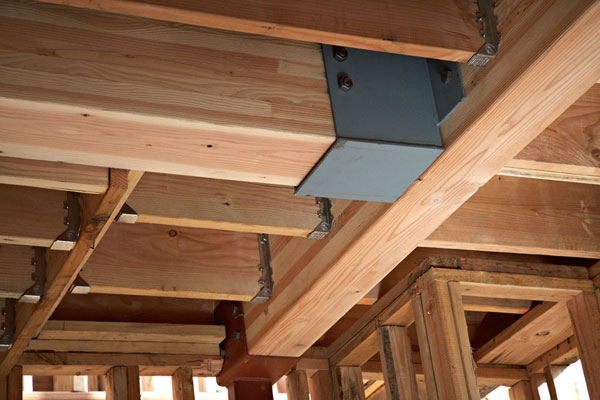 Laminated Wooden Beams ~ Products trussmate
